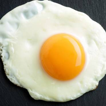Eggs with a side of Cholesterol