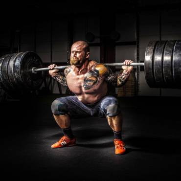 High-Bar vs Low-Bar Squat