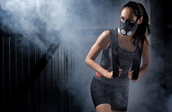 Effects of Wearing an Elevation Training Mask