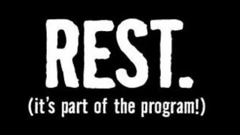Rest Periods and Resistance Programming